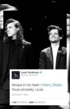 My life as a directioner-Larry Stylinson  by Thisisus77