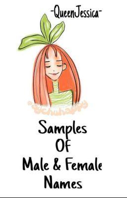 Samples Of Male And Female Names - Male Names - Wattpad
