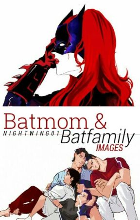 Batmom & Batfamily images by Nightwing01