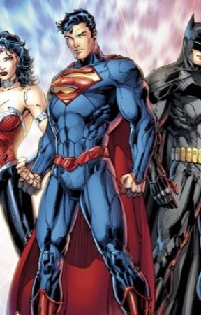 D.C Universe Rp by DannyYager