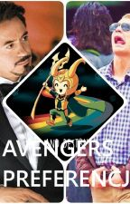 Avengers- Preferencje(postacie z Marvela też będą) by dark_princess_123