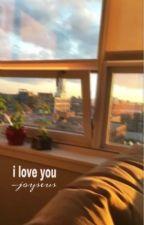 i love you ➝ taejoy by joyseus