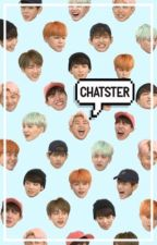 chatster | bts group chat by yoonology