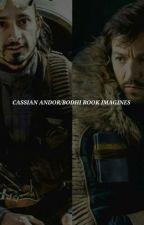 Cassian Andor/Bodhi Rook x Reader Imagines by violaeades