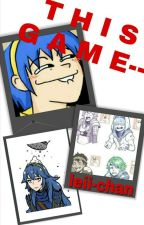 THIS GAME-- | Fire Emblem Crack by leii-chan