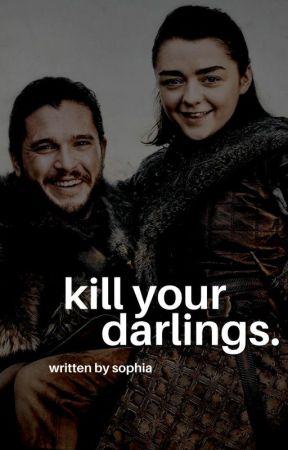 KILL YOUR DARLINGS • MEET MY OC'S by -khxleesi