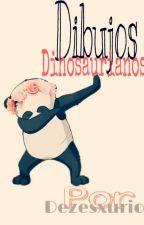 Dibujos Dinosaurianos :3 by -DinoQueen-