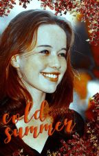 Cold summer; Bobby Drake by gillianela