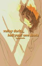 Haikyuu!! ; one shots by gxypaladin