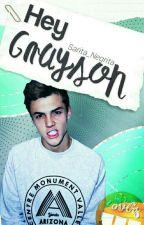 Hey Grayson Dolan. by Theunicorn_B