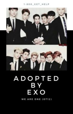Adopted by EXO(OT12) by 1-800_get_help