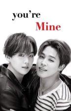 You are mine.  by jiimiin09