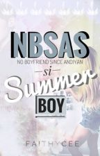 NBSAS Summer Boy by faithycee
