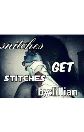 snitches get stitches (short yandere!kanato x reader story a Little Lemon) by gurrbaby