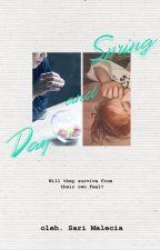 Spring & Day (Suga BTS & Eunji Apink) by SariMalecia13