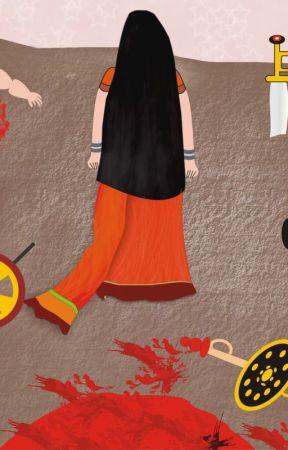 Draupadi's Mahabharata by YASHRAI2005
