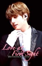 Love at First Sight || COMPLETE || #wattys2017 by jungkook_bts_maknae