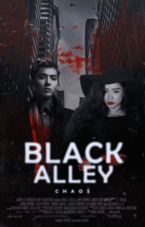 Black Alley | Black and White Series #1.5 by chaoswu