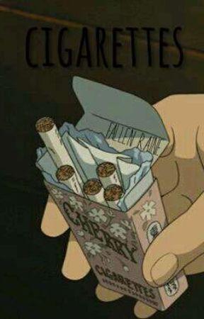 cigarettes by wondderwoman