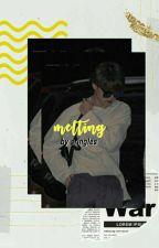 MELTING ; pjm+ksg by sringles