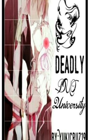 Deadly duo University by YukiCruz19