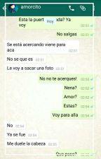 No Deverias Haber Mirado Atras... (Historia De Terror WhatsApp) by Lauraloves74