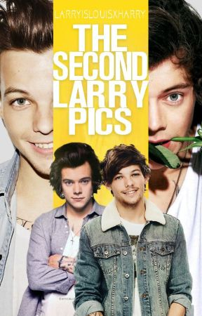 The Second Larry Pics by larryislouisxharry