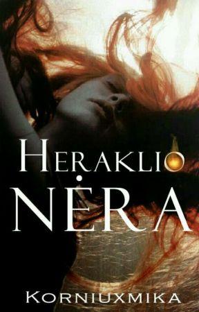 Heraklio Nėra by Korniuxmika