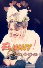 Funny! Omega ❀YoonMin❀ by UnKLector_Red