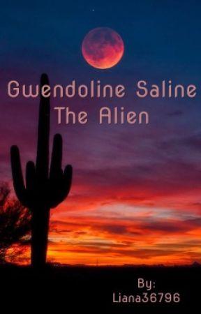 Gwendoline Saline: The Alien (Complete) by Liana36796