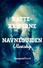Kattekrigernes navneguide by Ulvesky
