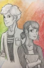 Papers and pencils (Miraculous Love Square) by SnowQueen221B
