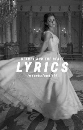Beauty And The Beast Lyrics The Mob Song Wattpad