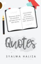 Kumpulan Quotes by sylwhlzzhra_