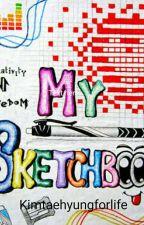 MY SKETCHBOOK #1 by KimTaehyungforlife