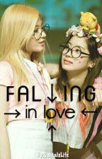 Falling In Love (Saida ff) by SaidaIsLife