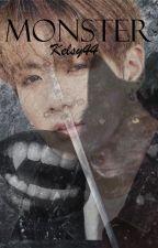 Monster Fanfiction BTS J.JK by Kelsy44