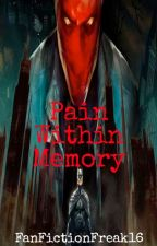 Pain Within Memory(Red Hood x Reader) by AuthorMisty
