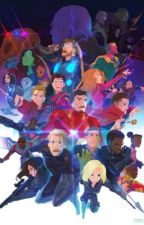 Avengers    Imagines and Preferences  by kindofsad
