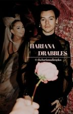 hariana drabbles by t0mlinswag