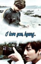 I love you, hyung.. [KookMin] //ON EDITING by wandaa_styles