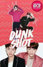 Dunk shot  [Jeno x Renjun] by Dreamcatcher_ay