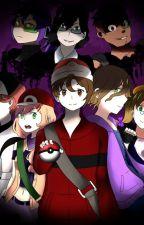 Pokemon World Networks by HaoFujiwara