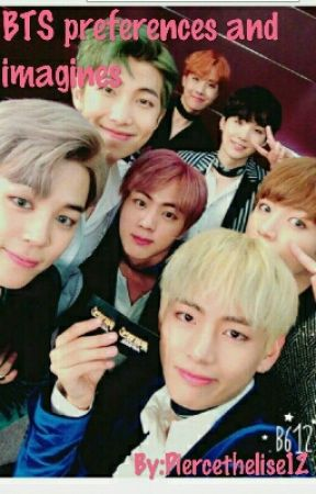 BTS preferences and imagines - Stuck in an elevator when