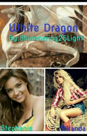 The White Dragon by Shimmering25Light