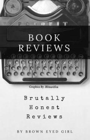 Book Reviews by peacock_topaz
