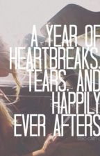A Year of Heartbreaks, Tears and Happily Ever Afters by stac-cath-o