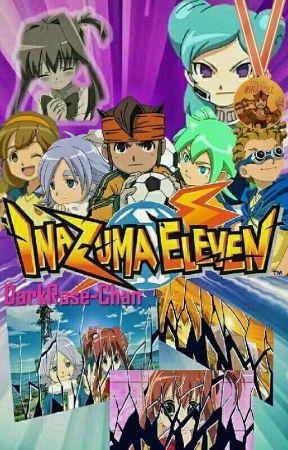 Inazuma Eleven: Parallel World   #TLA by DarkRose-Chan