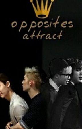 Opposites attract~ Seventeen by thxt_insxne_fxngirl