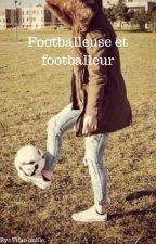 [Terminée] Footballeuse et Footballeur. by Tifouille3